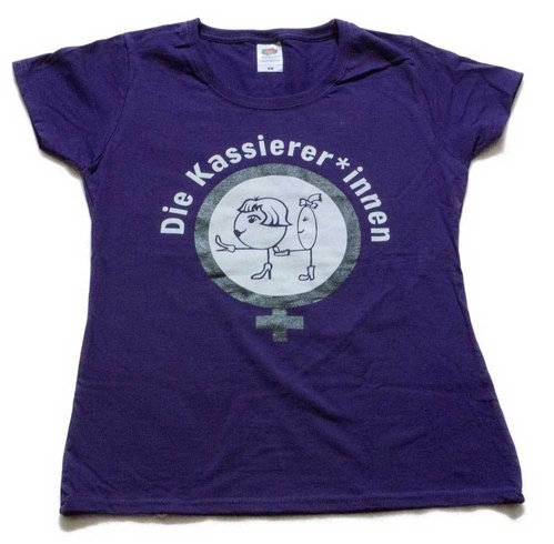 Girlie-Shirt Gender