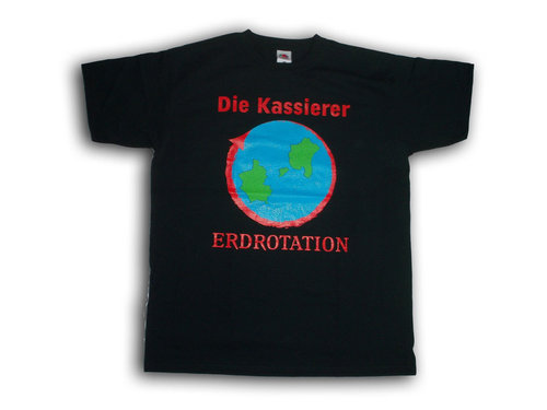 T-Shirt Erdrotation